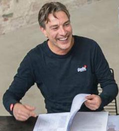 Online marketing consultant Alfred Maljaars